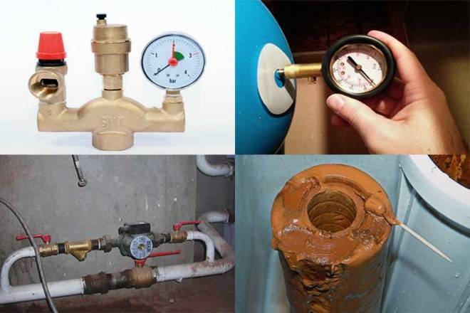 Гидроудар в системе водоснабжения и отопления: как защититься - точка j
