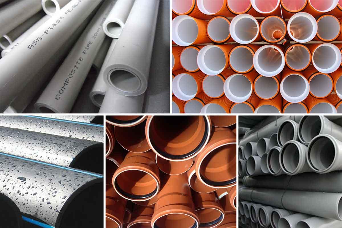 полимерные трубы для водоснабжения: виды, особенности монтажа