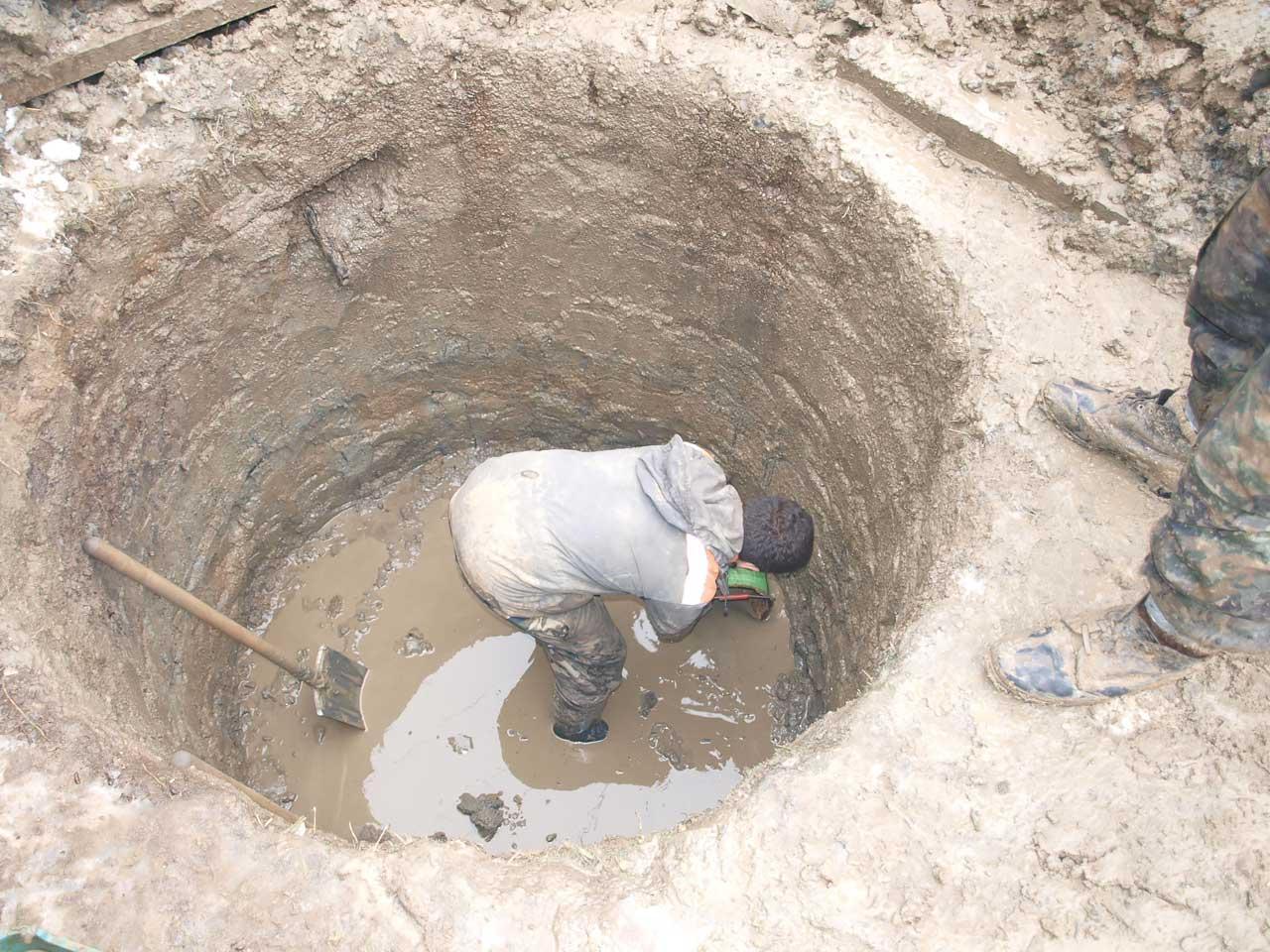 Делаем самый лучший септик для высоких грунтовых вод своими руками