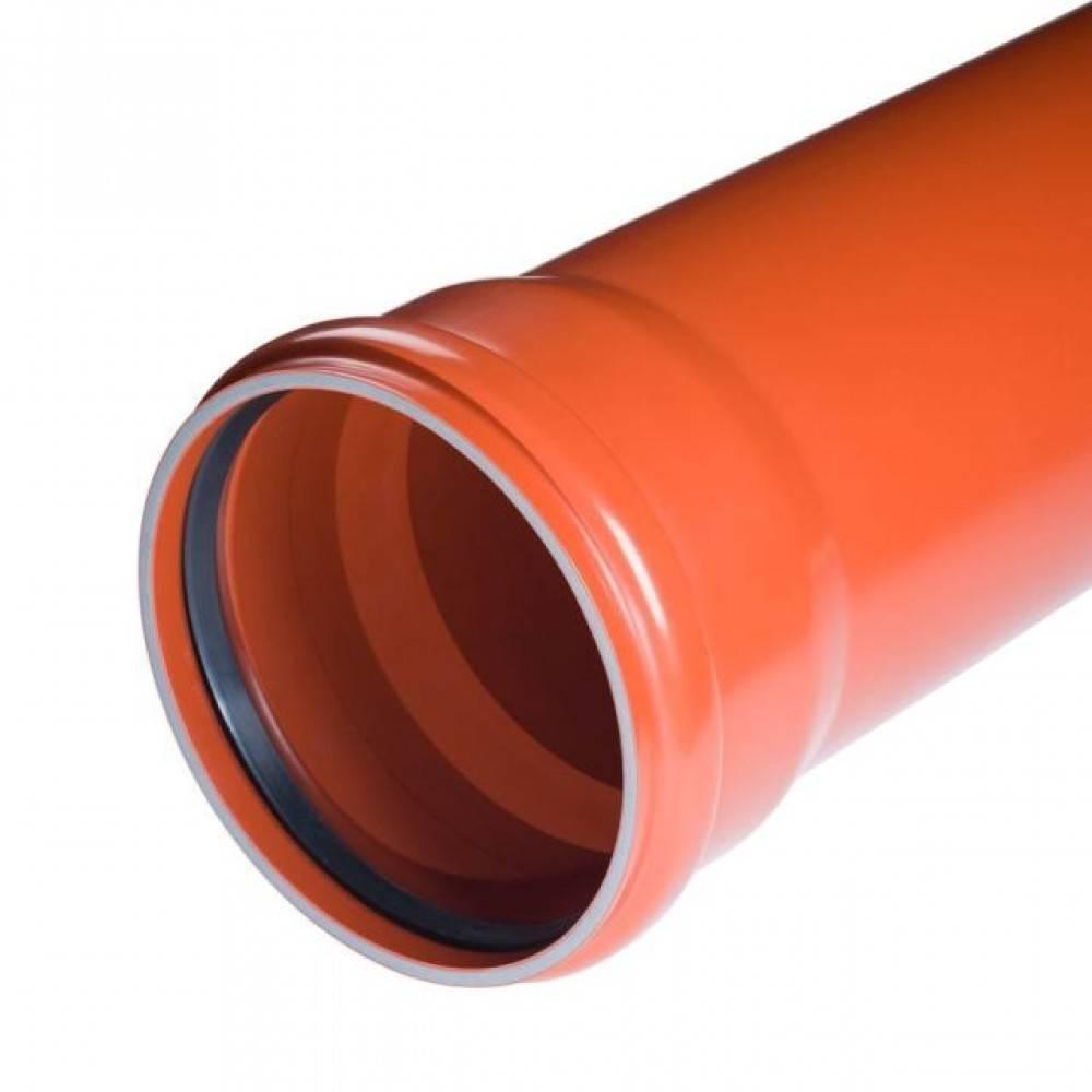 Виды, характеристики и преимущества канализационных труб пвх для наружной канализации
