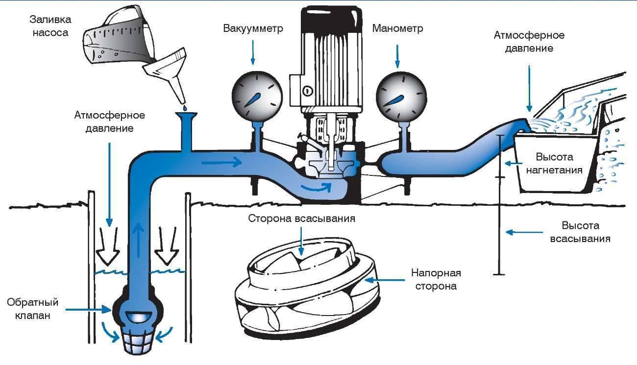 Винтовые насосы — устройство, принцип работы, отличия, видео