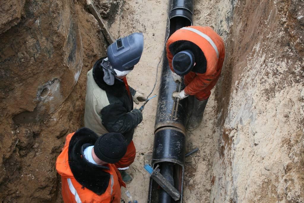 Монтаж наружного водопровода: подготовка, этапы, испытание