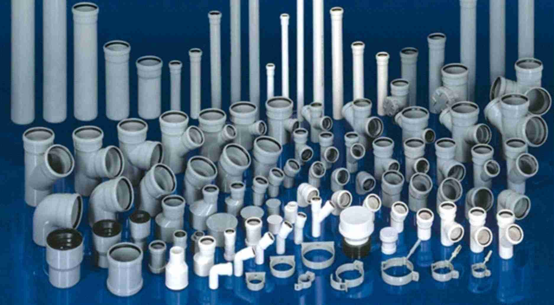 Фасонные части для канализационных труб