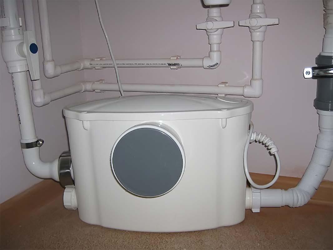 Туалетные насосы с измельчителем для принудительной канализации: как выбрать и пользоваться?