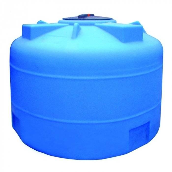 Резервуары для воды, материалы, виды, применение. | канализационные системы и системы очистки стоков
