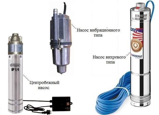 Насос для скважины какой выбрать – глубинный или поверхностный
