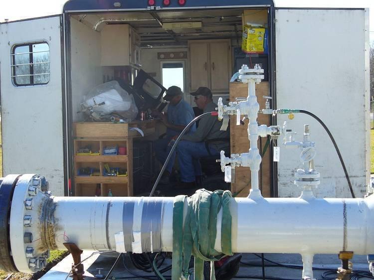 Проведение гидроиспытания трубопроводов на прочность: Обзор +Видео