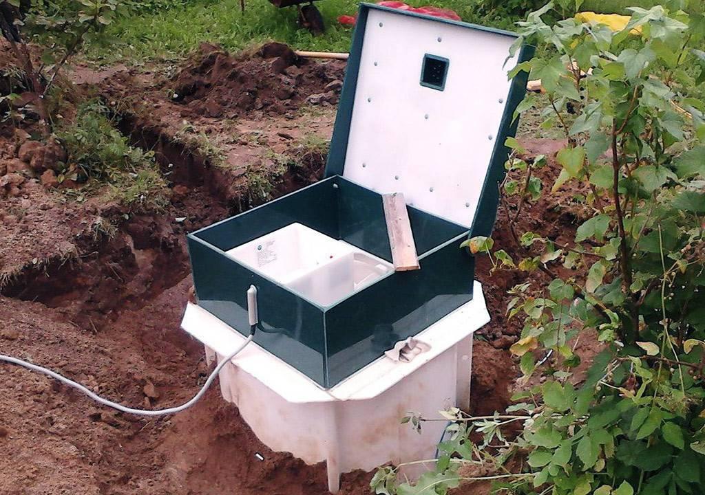 Устройство канализации для дачного дома своими руками на примере биодека-5