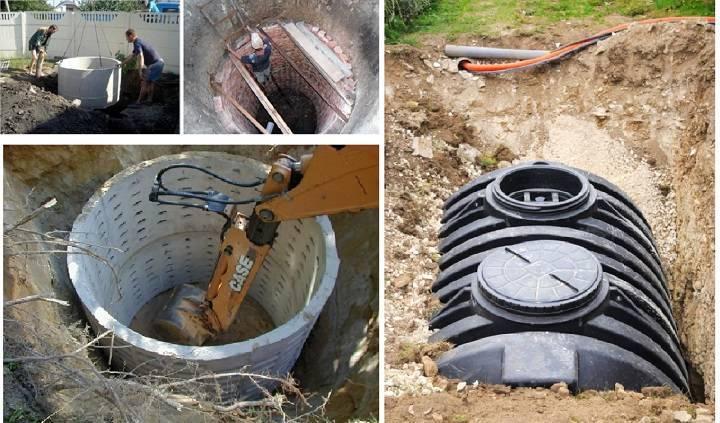 Как откачать воду из ямы без насоса - всё о сантехнике