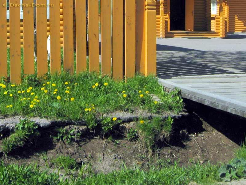 Технология обустройства садового дренажа, на что надо обратить внимание