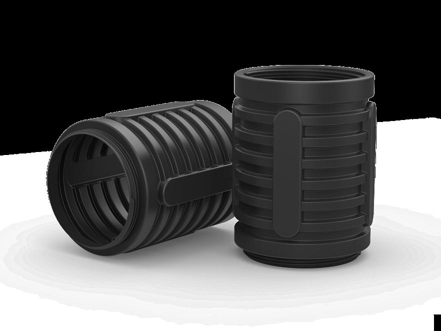 Канализационные пластиковые кольца - виды, особенности, плюсы