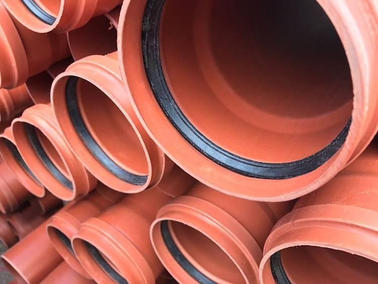 Трубы канализационные полиэтиленовые - все о канализации