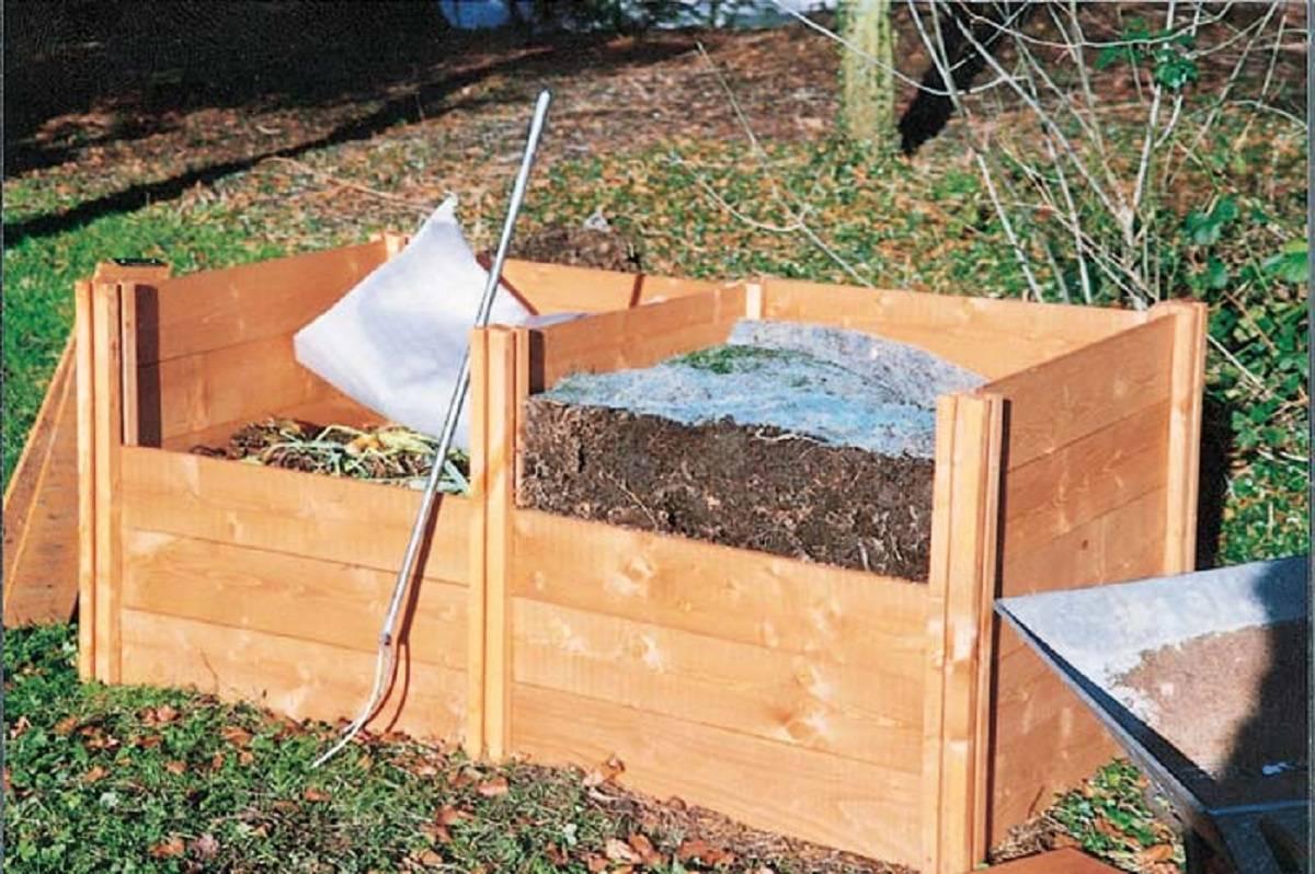 Ящик для компоста своими руками: варианты и этапы изготовления ящик для компоста своими руками: варианты и этапы изготовления