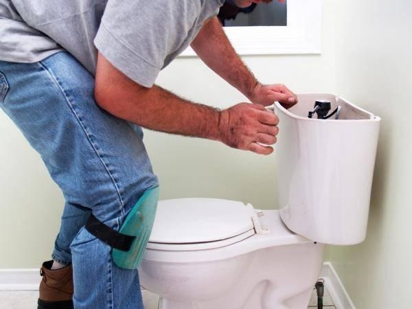 Как убрать конденсат с бачка унитаза - всё о сантехнике