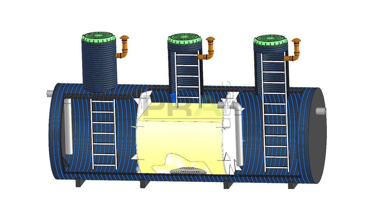 Сорбционный фильтр для очистки воды: принцип работы, виды, монтаж и обслуживание