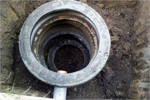 Сливная яма своими руками: монтаж пошаговая инструкция,виды ям. особенности строительства +видео