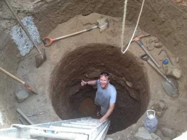 Как определить где копать колодец: своими руками, инструкция