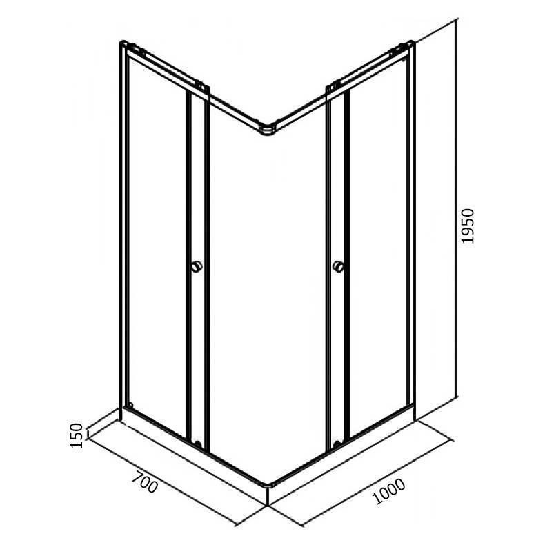 Какой должна быть высота смесителя в душе от поддона: от чего зависит высота установки смесителя от поддона