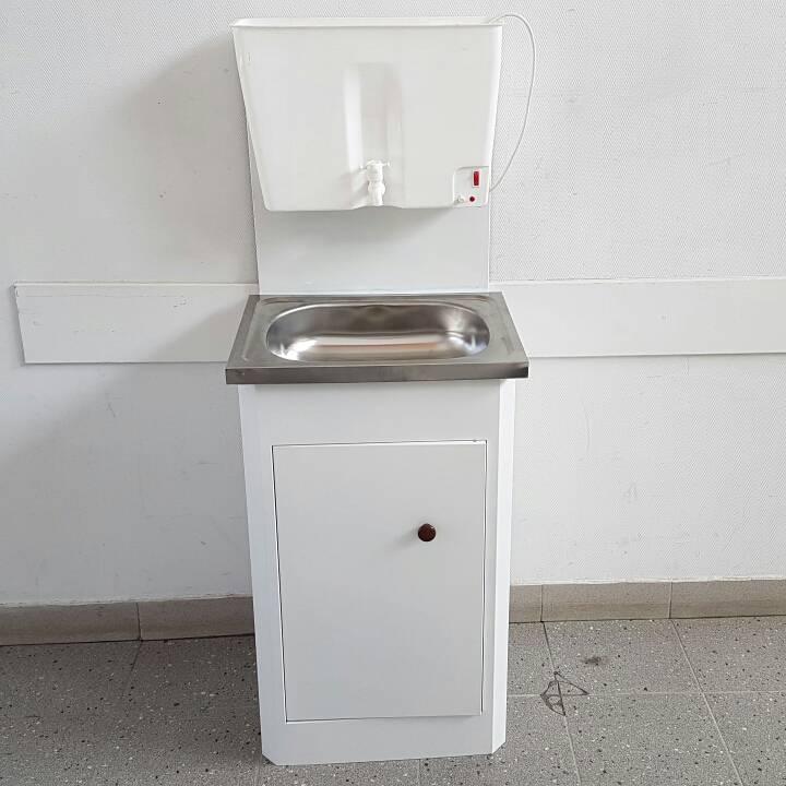 Дачный умывальник с подогревом воды: какой лучше выбрать