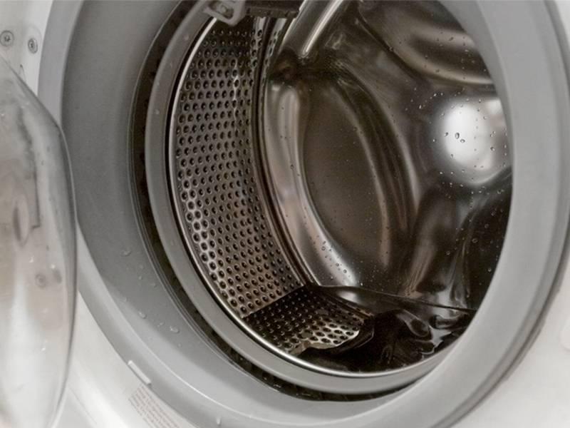 Стиральная машина не полоскает белье. в чем причина?