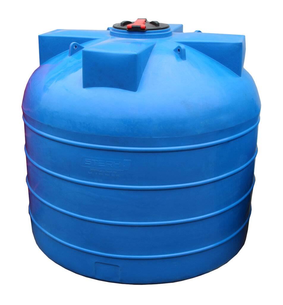 Вертикальные емкости для воды пластиковые. в москвe