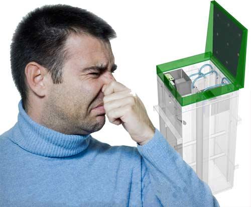 Как быстро устранить запах из септика в доме
