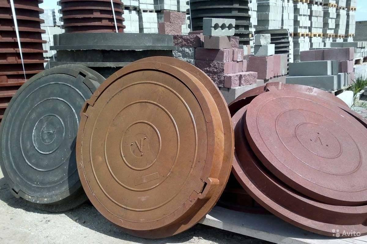 Альтернатива бетонным сооружениям – полимерно-песчаные колодцы