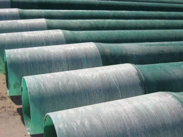Стеклопластиковые трубы - производство, фоединение, монтаж