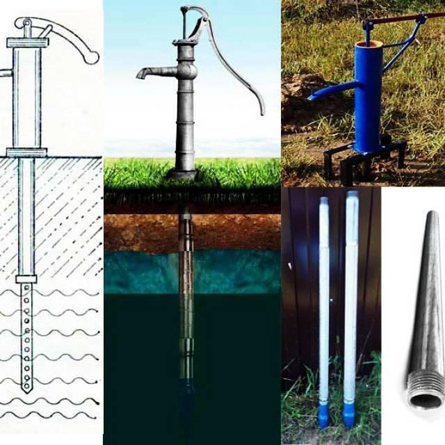 Абиссинская скважина: плюсы решения, схема, методика бурения, выбор оборудования