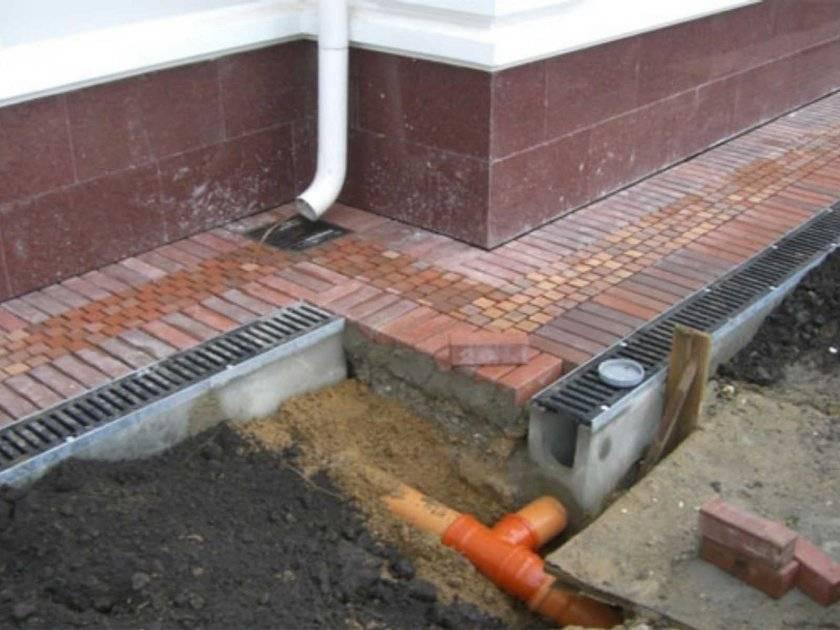Дождеприемник (51 фото): пластиковый и чугунный для ливневой канализации, модели дб и дк, установка решетки