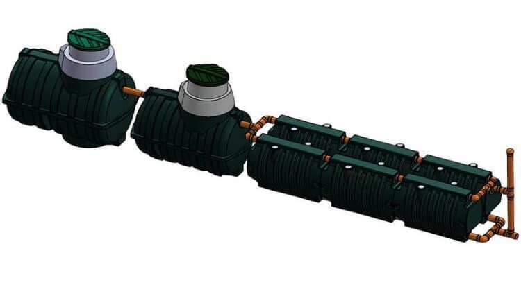 Септик ак47 для автономной канализации: описание устройства, характеристики, отзывы