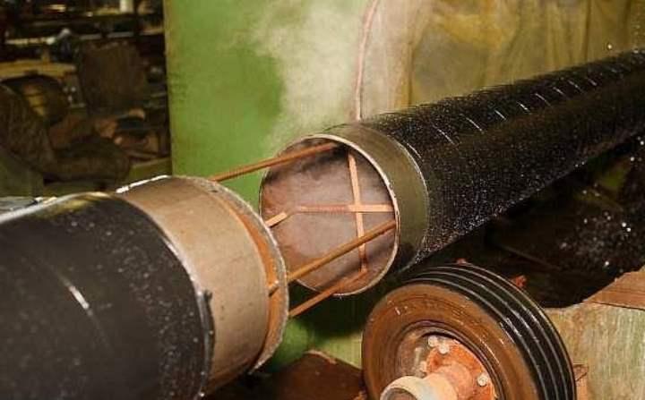 Технические особенности усиленной изоляции стальных труб