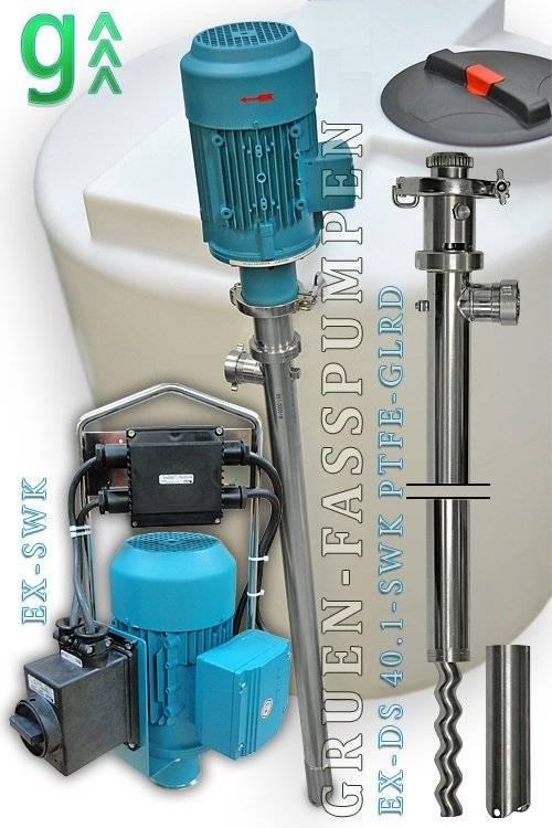 Промышленный канализационный насос: разновидности, особенности применения