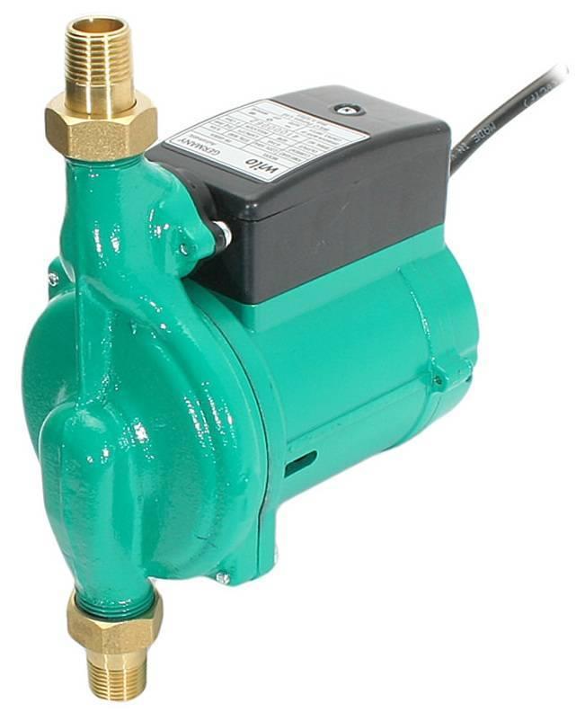 Выбираем насос для повышения давления воды: 5 проверенных брендов