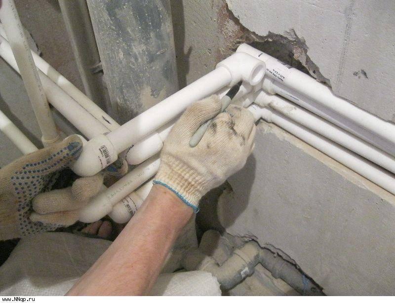 Как соорудить теплицу из пластиковых труб своими руками