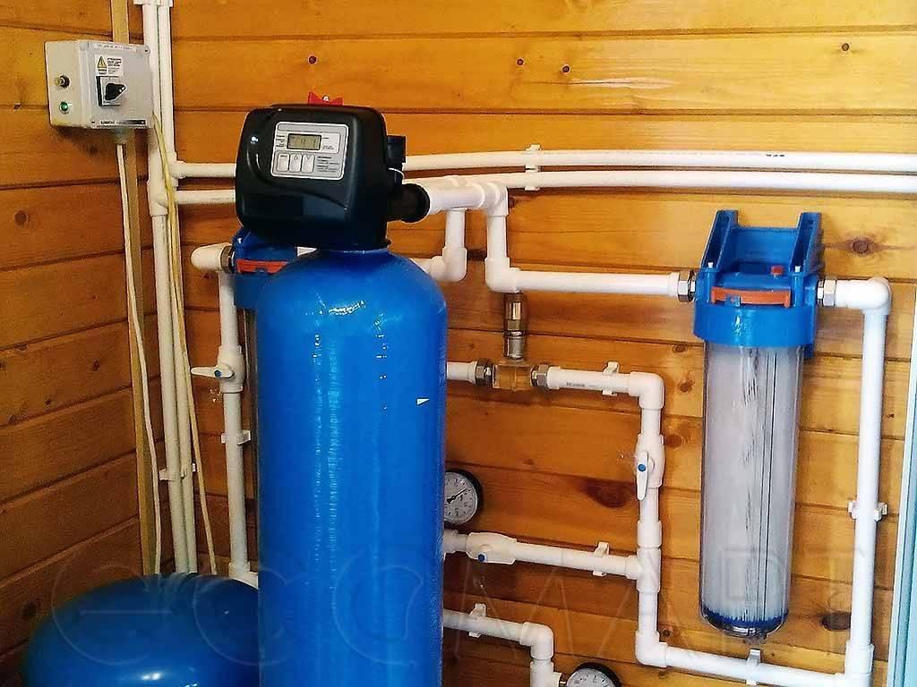 Очистка воды из скважины от железа: способы, плюсы и минусы
