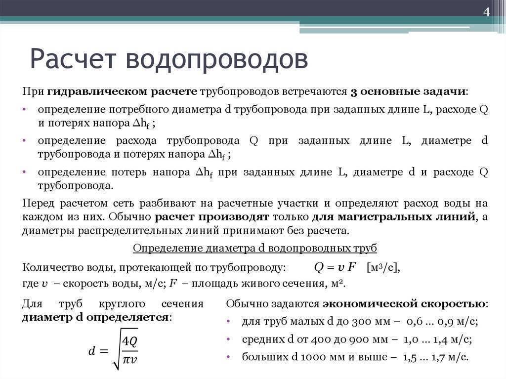 Как рассчитать объём скважины на воду по точной формуле