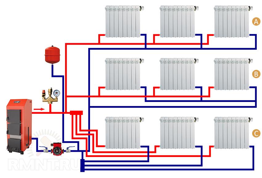 Пластиковые трубы для отопления: характеристики, требуемый диаметр для монтажа своими руками