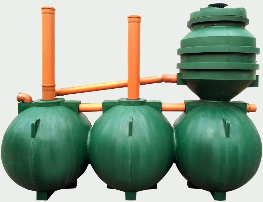 Особенности установки и применения энергонезависимых септиков, классификация септиков