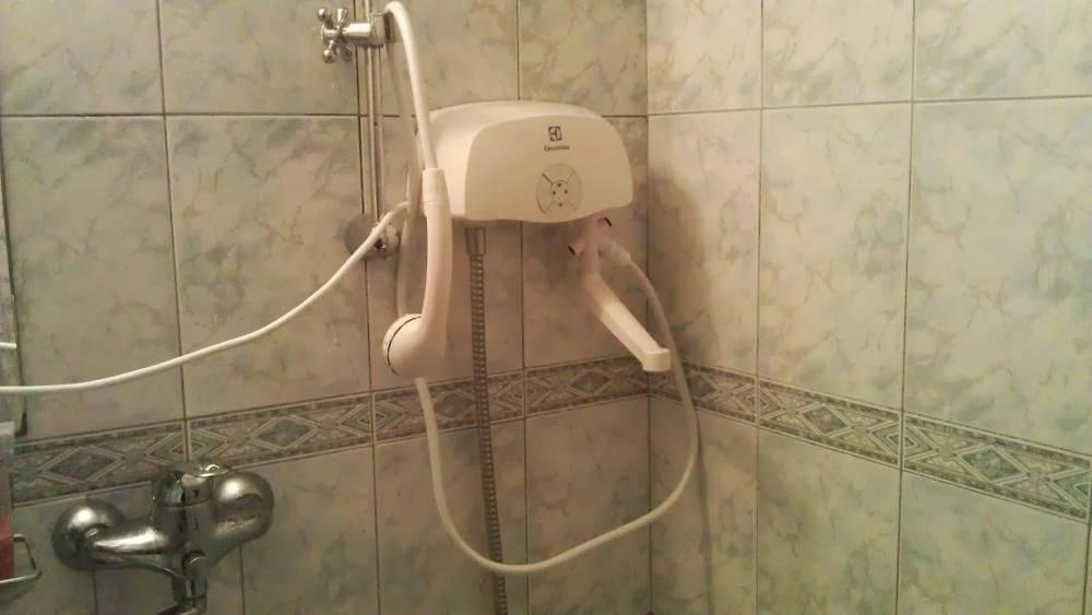 Как выбрать проточный водонагреватель для дачи