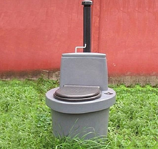 Компостный туалет: разновидности компостных туалетов, их отличительные особенности