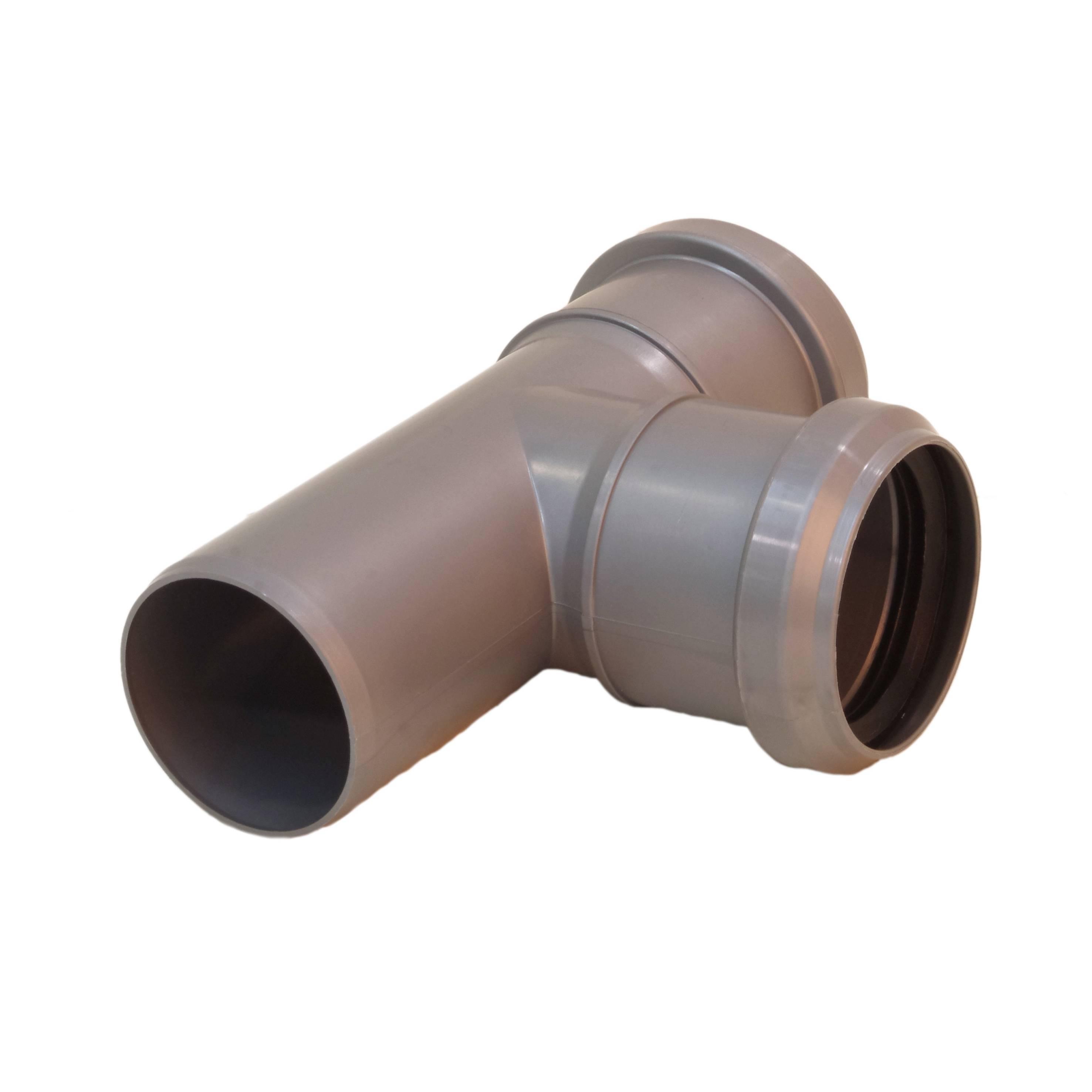Канализационные трубы для наружной канализации: монтаж