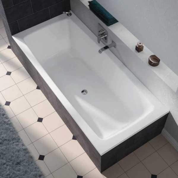 Стальная ванна: плюсы и минусы, виды и формы ванн (фото, видео)