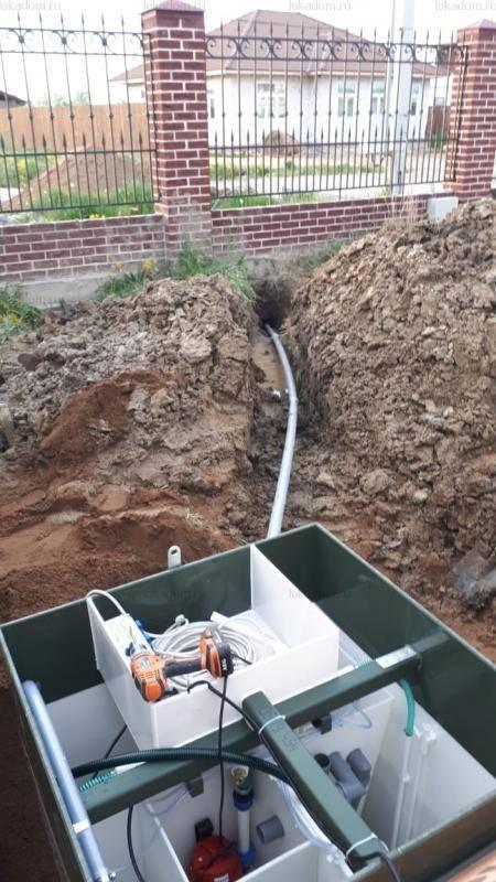 Сток септика, отвод воды после септика, что делать если не уходит вода?