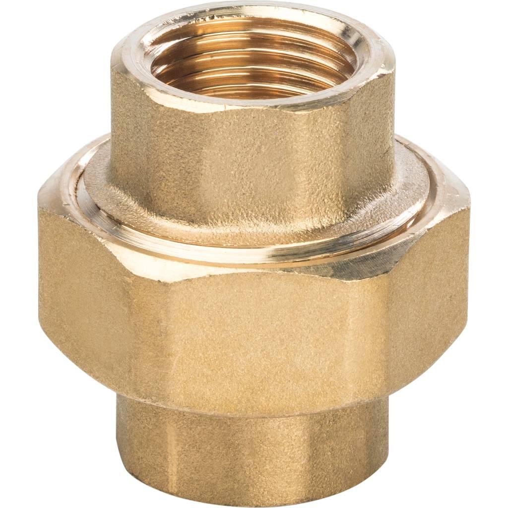 Соединительная муфта американка для труб: соединение металлопластиковых и пластиковых трубопроводов