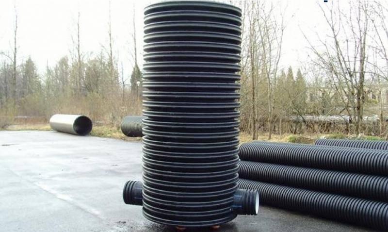 Пластиковые канализационные кольца - преимущества современных материалов