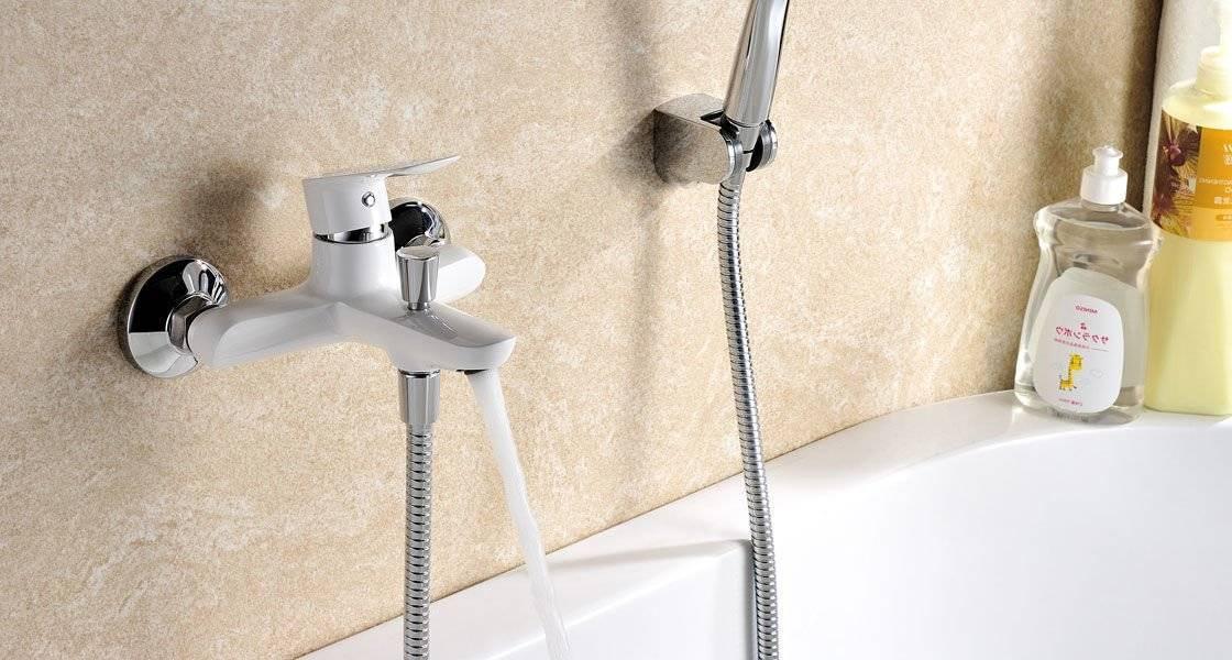 Виды смесителей для ванной, кухни и умывальника + видео