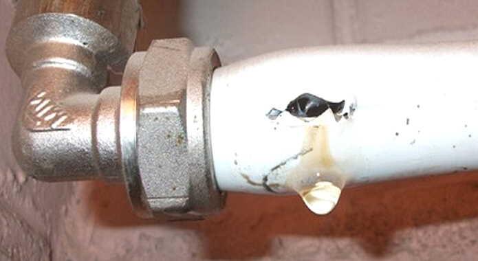 Причины и защита от гидроудара в системе водоснабжения