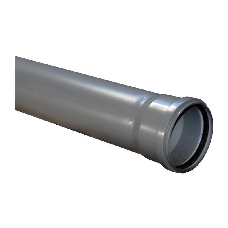 Фитинги для канализационных труб - виды и назначение