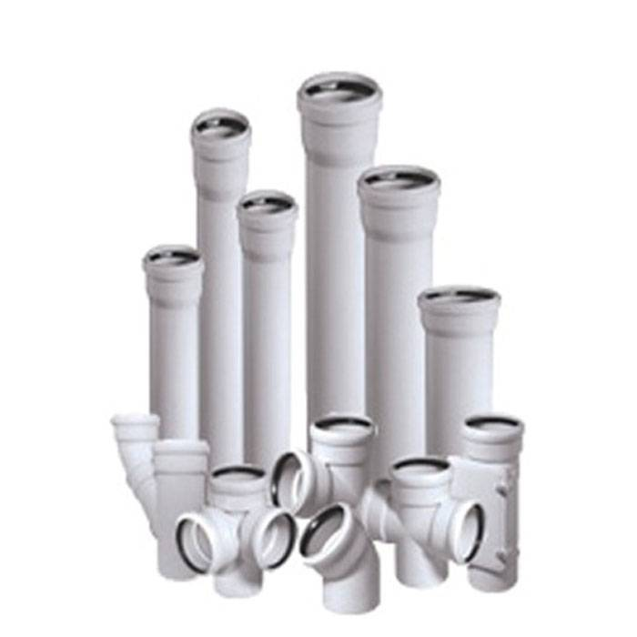 Как ликвидировать шум в канализационных трубах